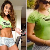Gli effetti del fitness sulle persone, guardate gli scatti del prima e dopo